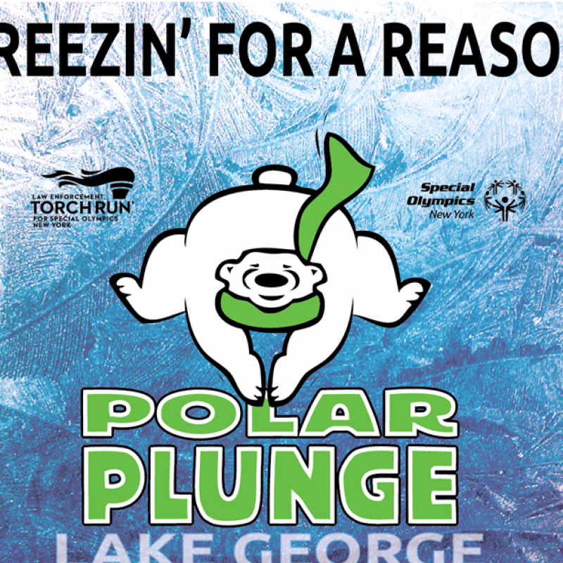 Freezin' for a Reason Polar Plunge