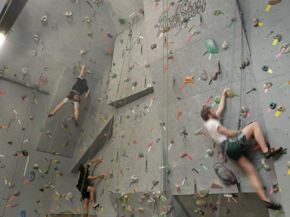 RockSport Indoor Climbing Center