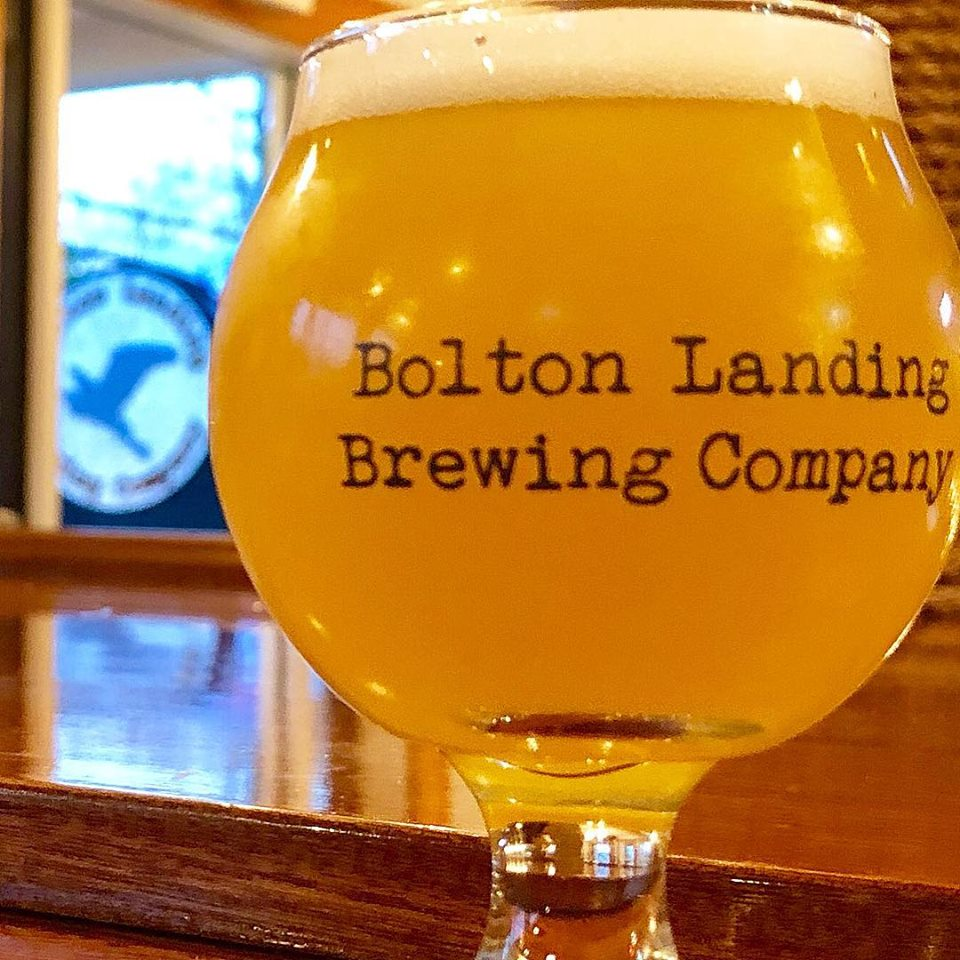 Beer at Bolton Landing Brewing Company