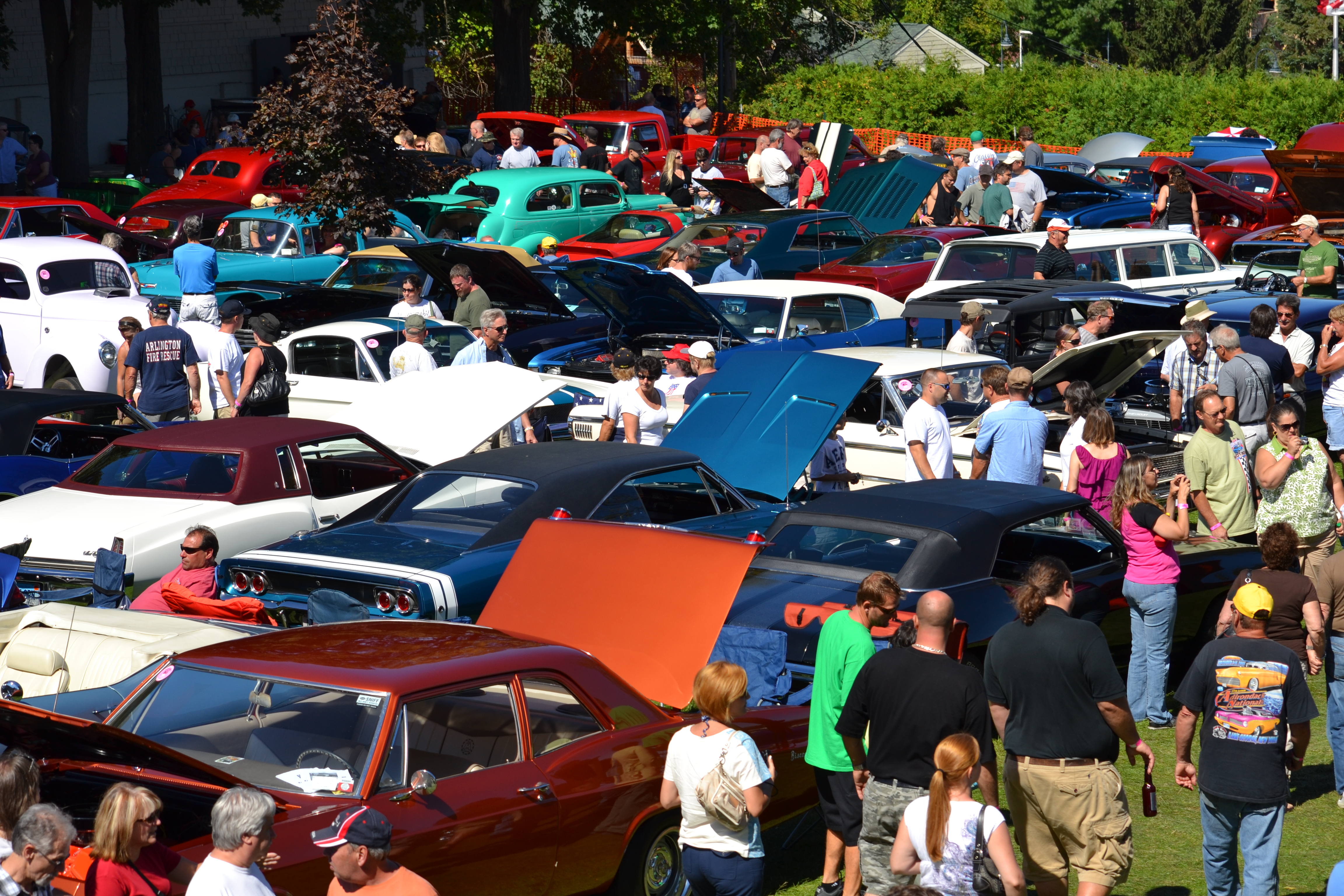 Adirondack Nationals Car Show