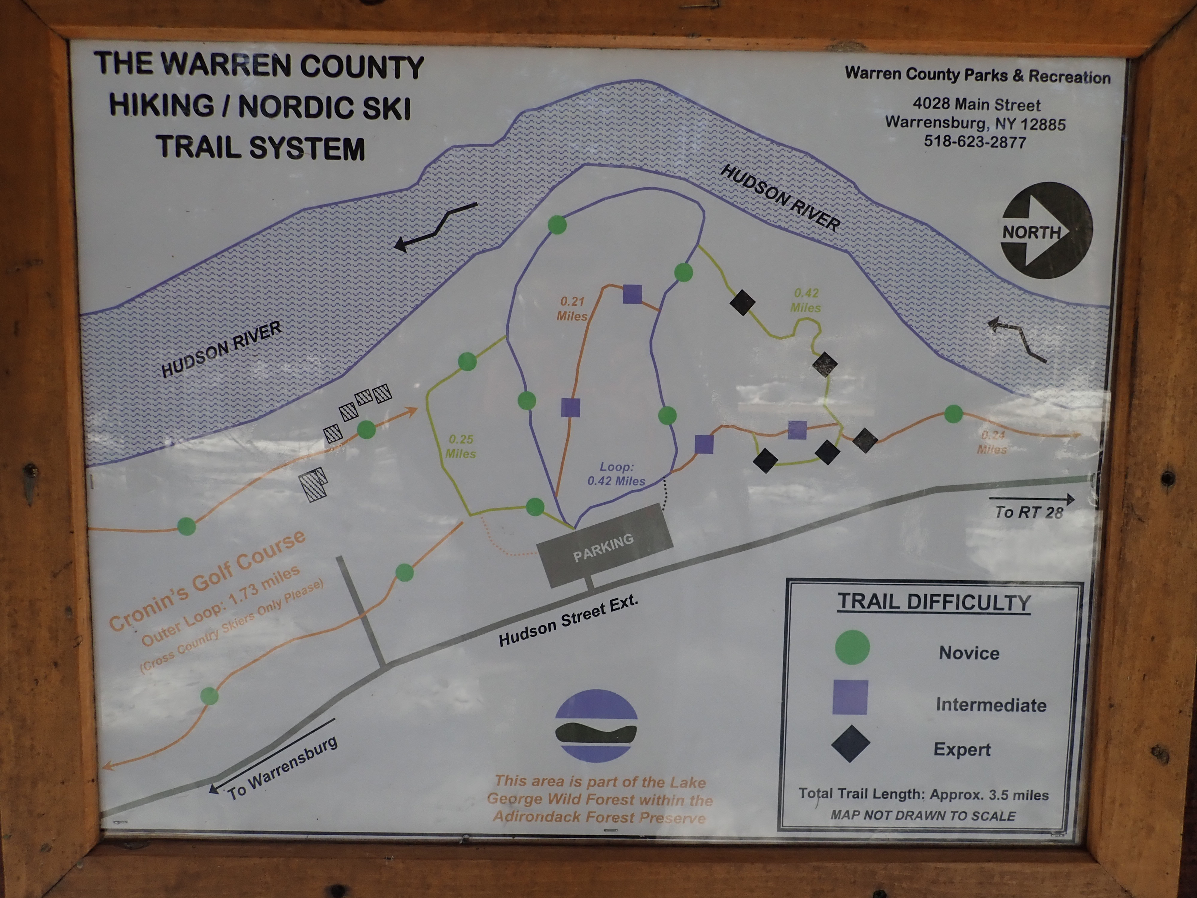 Warren County Nature Trails