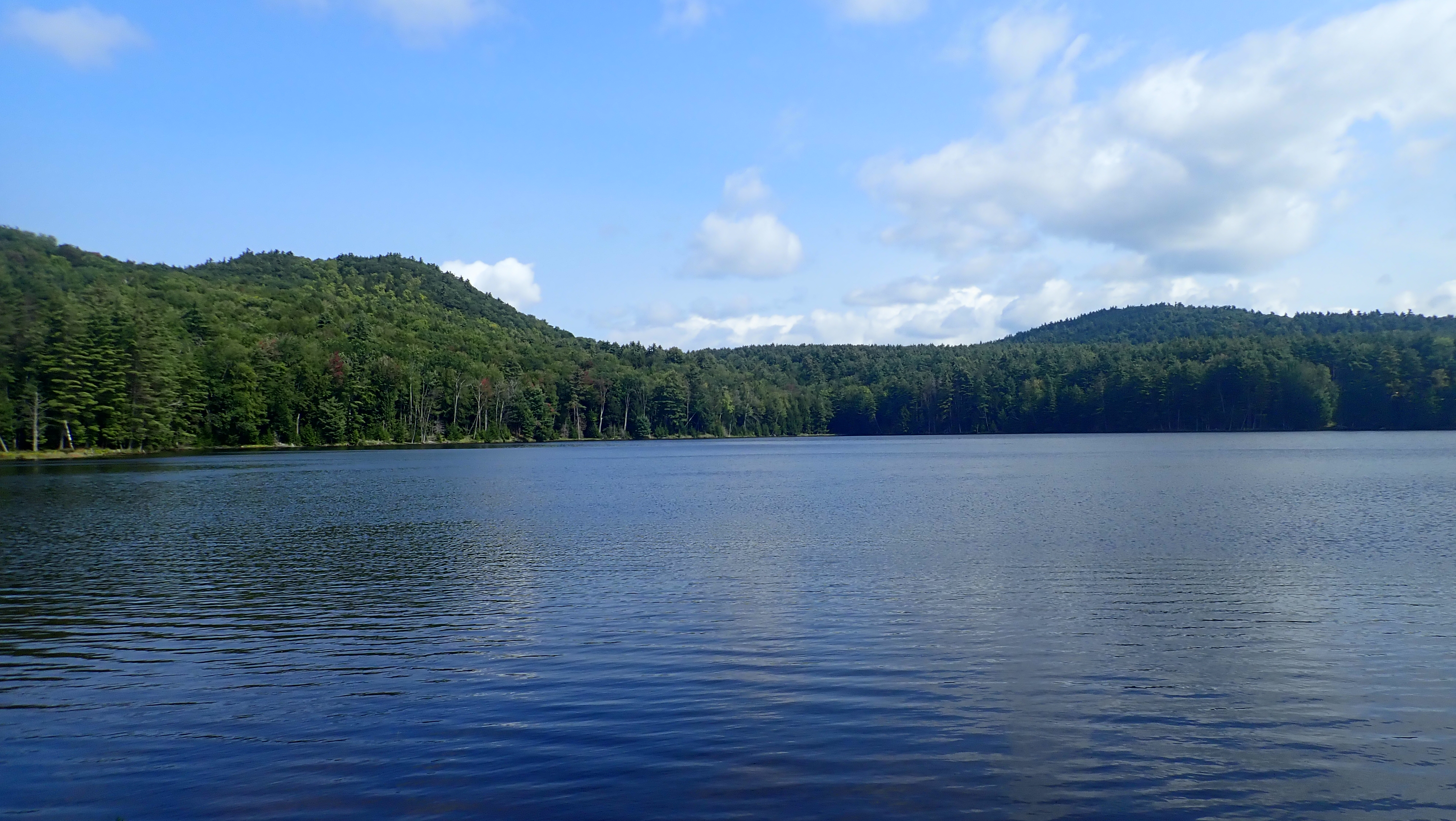 Edgecomb Pond