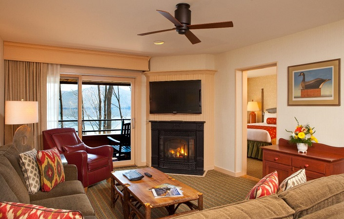 Sagamore Lodge Suite