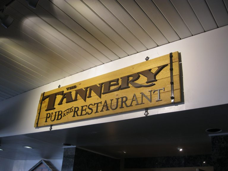 the Tannery Pub