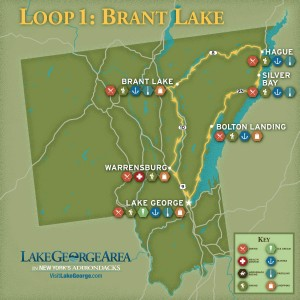 Brant Lake Route