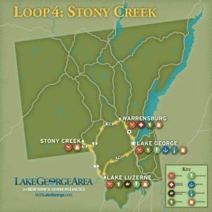 Stony Creek Route