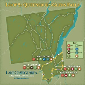 Glens Falls/Queensbury Route